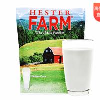 【轻众测】赫斯特农场® 乳清粉固体饮料