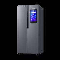 云米 VIOMI 15.6英寸互动大屏冰箱(对开门380L)云小鲜系列