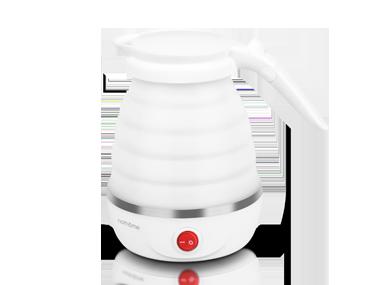 【黑五专题】nathome 北欧欧慕NSH0603旅行折叠电热水壶