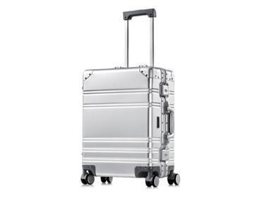 京造 JZ022 全铝旅行箱20寸