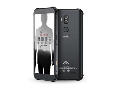 AGM X3枪黑版 户外手机