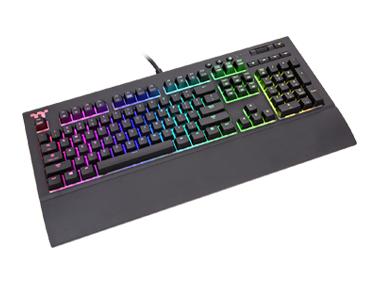 TT 星脉 X1 RGB机械键盘 丨 评论有奖