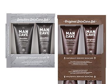 【轻众测】MANCAVE曼凯夫 男士专属水活净润护肤套装