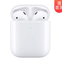 Apple 苹果 新AirPods 真无线耳机 无线充电盒版
