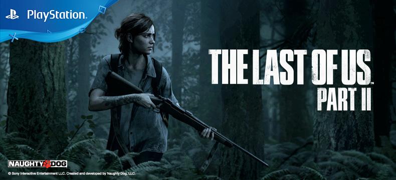 索尼PS4游戏 最后的生还者第二部 数字版