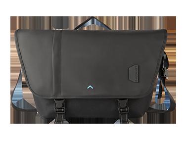 bagsmart潮流斜挎单肩防泼水邮差包 M和S号 2个/套