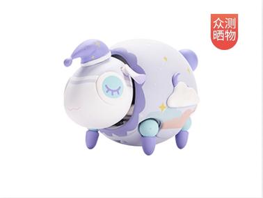 【众测晒物】黄油猫电动自走小羊盲盒