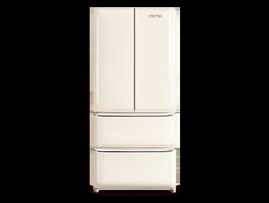 小吉(MINIJ)508升双变频风冷无霜大容量3档变温多门法式冰箱