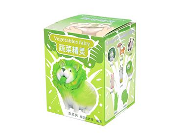 Dodowo-蔬菜动物精灵系列盲盒